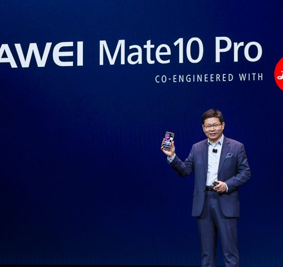Huawei's Mate 10 Pro globally acclaimed by top tech media at CES 2018