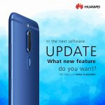 An Exciting Update on the HUAWEI Mate 10 lite Will Make You Smile