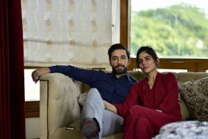 "Ali Rehman Khan in A New Avatar for his latest drama ""Khaas"""