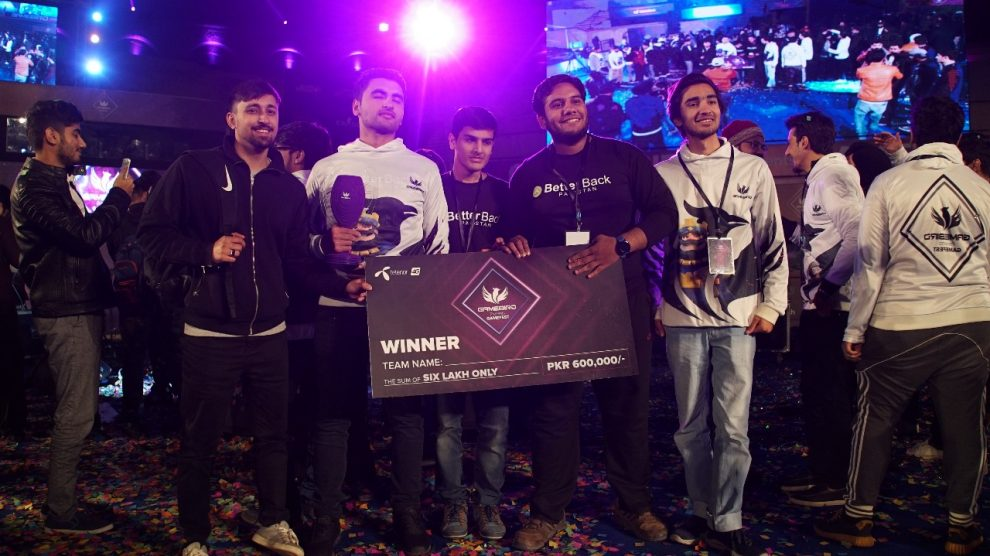 Pakistan's largest gaming tournament 'GameBird Game Fest' concludes in Lahore