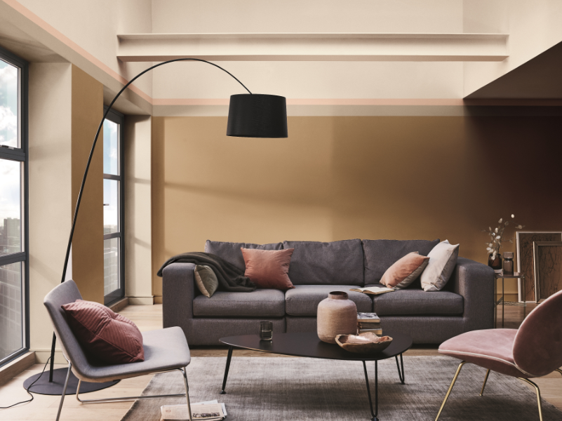 "Dulux embraces the sweet life with ""Spiced Honey"" as 2019 Colour of the Year"