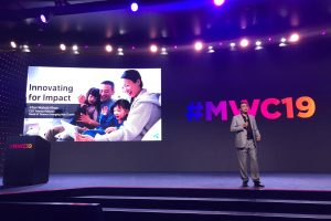 Mobile connectivity and the internet are the greatest equalisers of our day: Irfan Wahab Khan at MWC Shanghai 2019