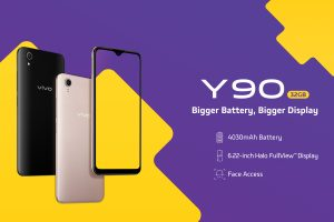 Vivo Y90 offers an Immersive Display & Bigger Battery at a budget