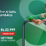 INFINIX S4 - THE GAME CHANGING 32MP SELFIE PHONE