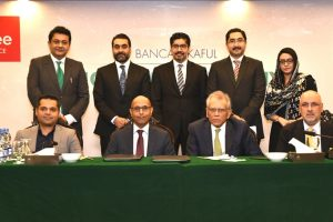 National Bank of Pakistan Aitemaad Islamic Banking Group signed Bancatakaful agreement with Jubilee Life Insurance company limited – Window Takaful Operations