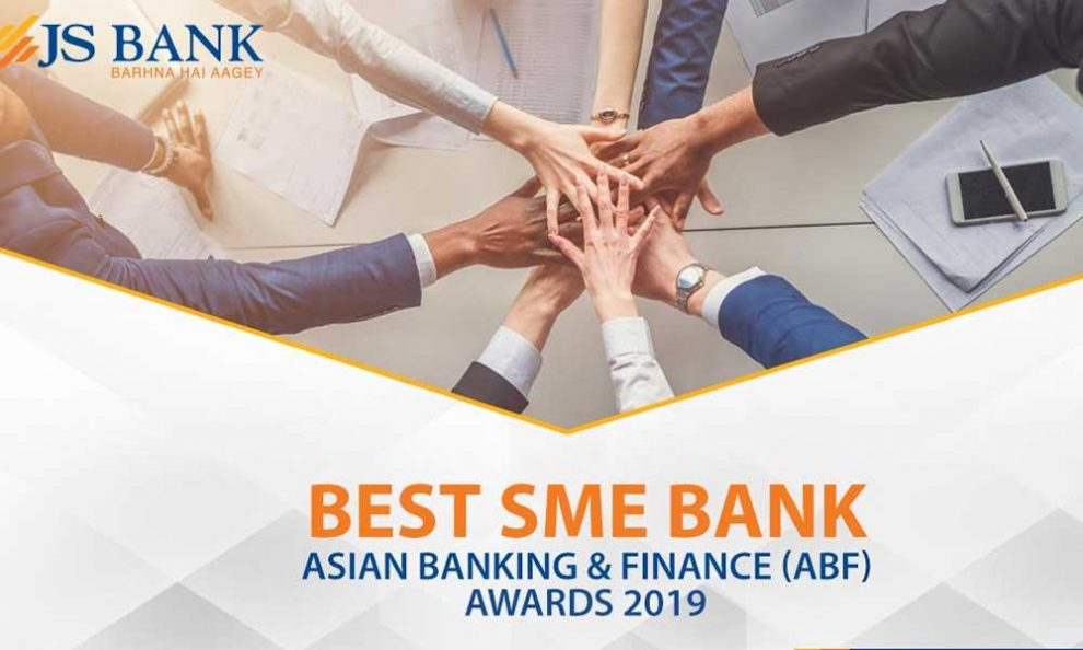 JS Bank wins multiple awards at the Asian Banking & Finance Awards 2019