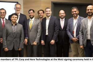 TPL Maps and HERE Technologies partner to build exceptional mapping and location services