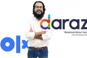 Pakistan's very own tech veteran joins Daraz as CMO from OLX
