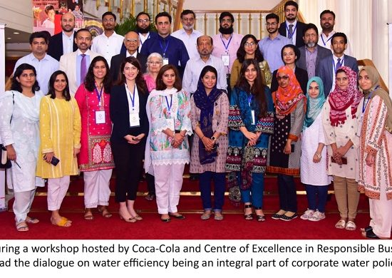 Coca-Cola Partners With CERB to Initiate a Dialogue on Corporate Water Policy