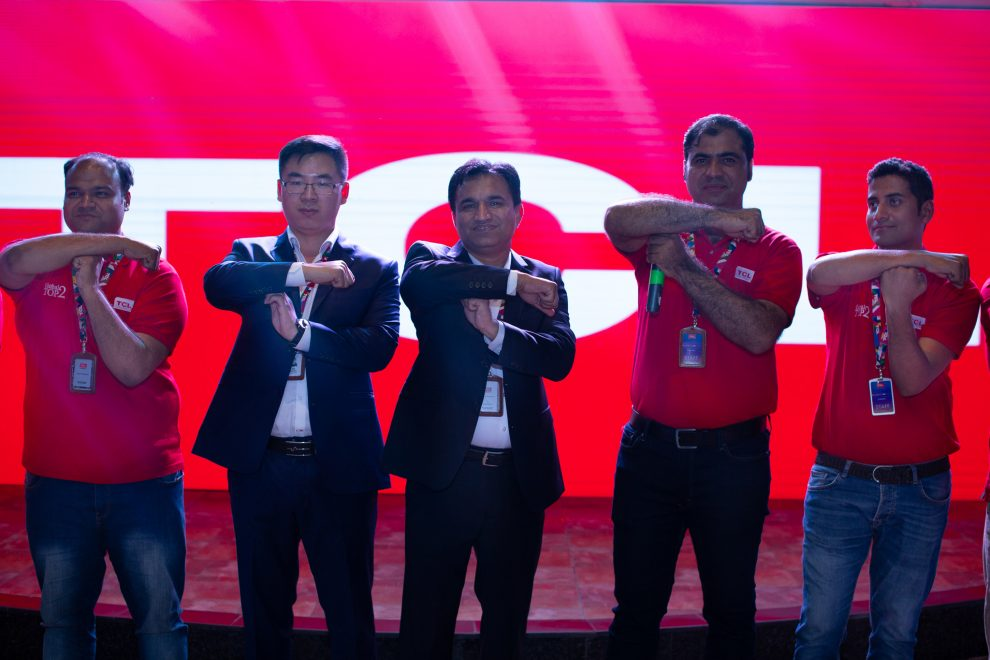TCL's P8S full-screen 4K AI TV Launches in Pakistan