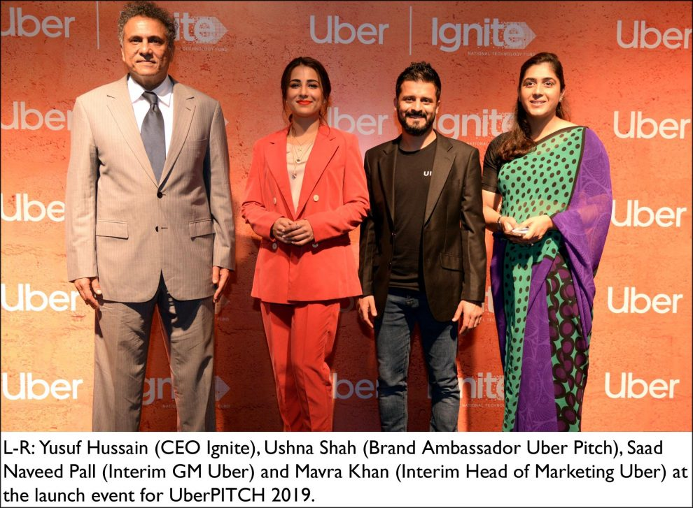 UberPITCH 2019 Setting Local Startups in Motion