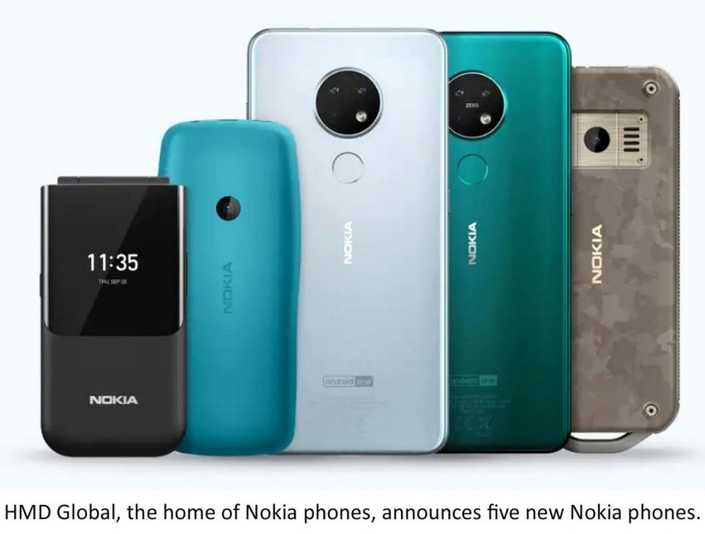 New Nokia phones introduce class-defining experiences across segments
